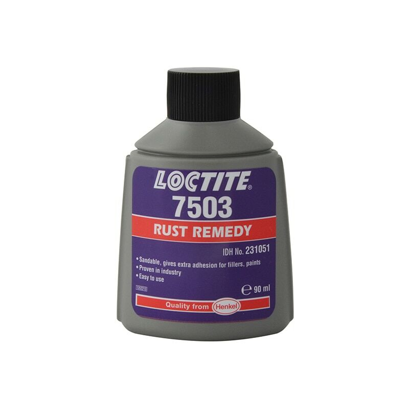 Image of LOCRR 7503 Rust Remedy 90ml - Loctite