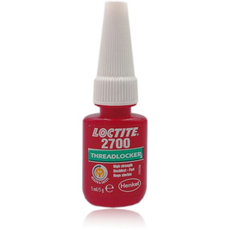 LOCTITE OEM 2700 Frein filet fort 5ml
