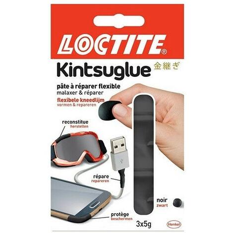 Loctite Pâte à réparer flexible 3x5g Kintsuglue