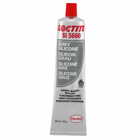 LOCTITE SI 5660 quick gasket joint silicone premium gris 40ml