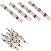 Lötverbinder 0,5 - 1,5 mm² rot Ø 3 mm