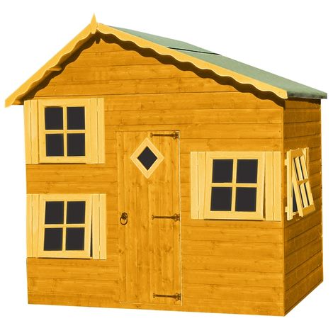 Loft Playhouse Children's Wendy House