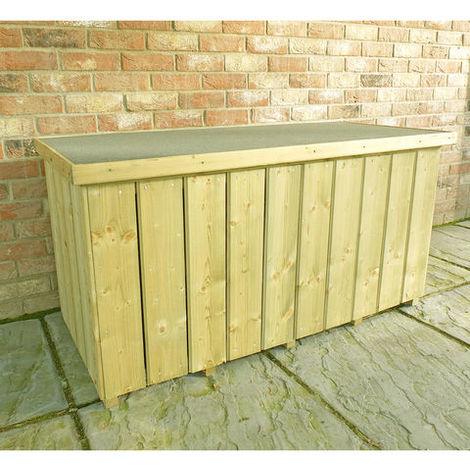 Log Box (Planed Timber) Pressure Treated