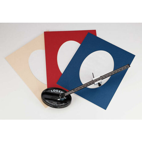 Logan Circle & Oval Mount cutter