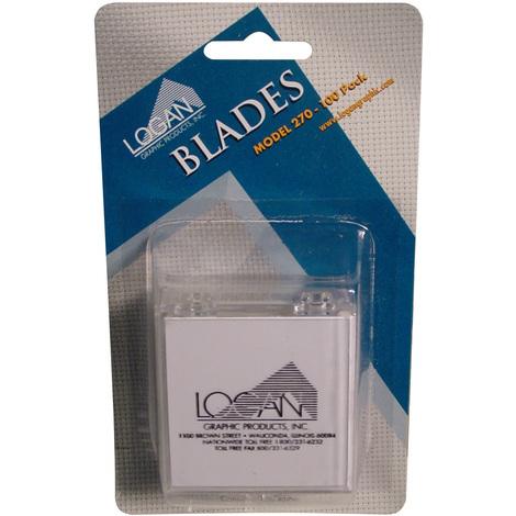 Logan Mountcutter Blades - Quantity 100