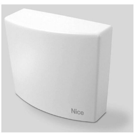 Logique commande NICE pr 1 moteur jusqu'à 600W, IP55, et récepteur intégré NICE - TT4.