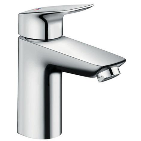 Logis 100 CoolStart Mitigeur lavabo sans tirette ni vidage chromé