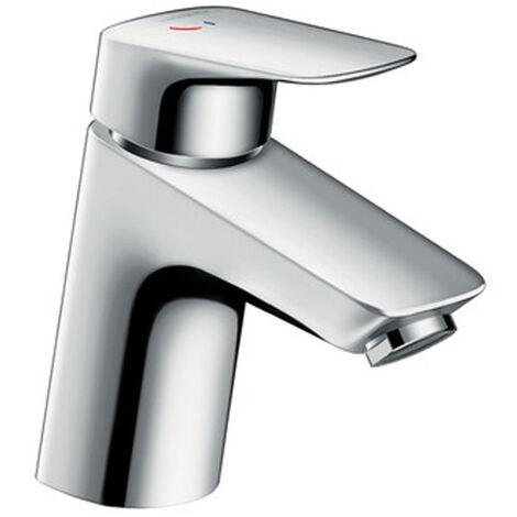 Logis 70 CoolStart Mitigeur lavabo sans tirette ni vidage chromé