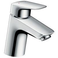Logis 70 Mitigeur lavabo vidage Push-Open chromé