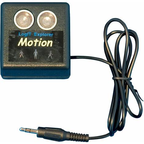 Logit Explorer Motion and Dist Sensor