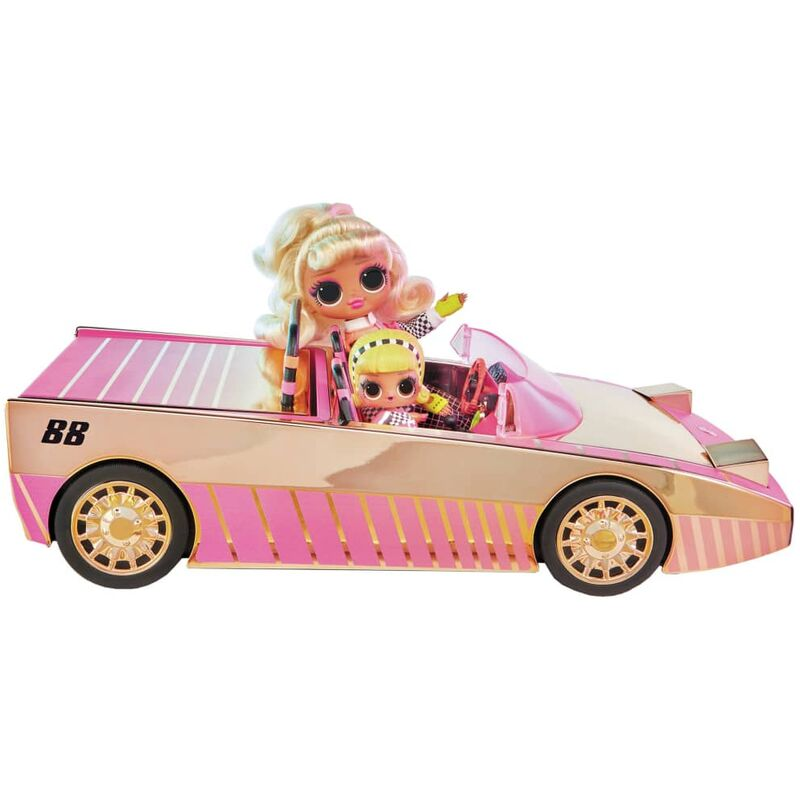 Image of Car Tot Doll - Multicolour - L.o.l.surprise!
