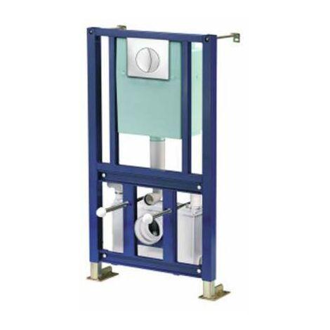 Lomac Fäkalienkleinhebeanlage mit WC Element für Vorwandsysteme SUVERAIN 450-ELEMENT L0035