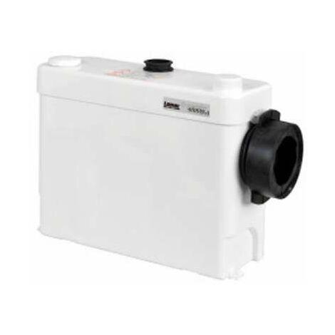 Lomac Fäkalienkleinhebeanlage WC, Waschbecken für Vorwandinstallation SUVERAIN 400VW L0017