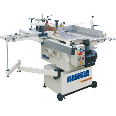 Lombarte - Combinada para madera de 6 operaciones Combi 260 VSN