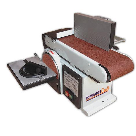 Lombarte - Lijadora de banda y disco BDS 4 X 6