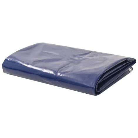 Lona 650 g/m² 4x5 m azul