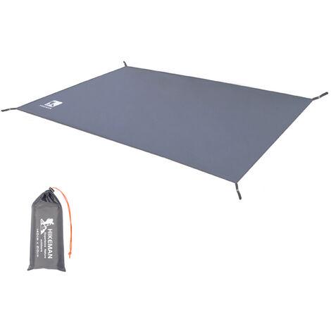 Lona impermeable para acampar, tapete de picnic grueso, almohadilla de playa duradera