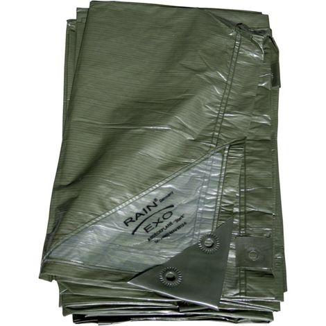 Lona verde , 90g/m2, 6x10m