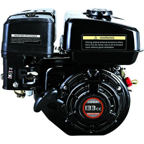 """main image of """"Loncin H135-M 3.5hp 18mm Shaft Stage V Engine"""""""