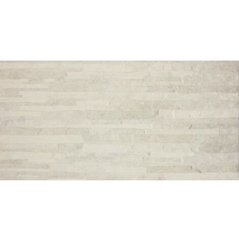London Grey Brick Wall Tiles 257mm x 515mm - Box Of 12 (1.59m2)
