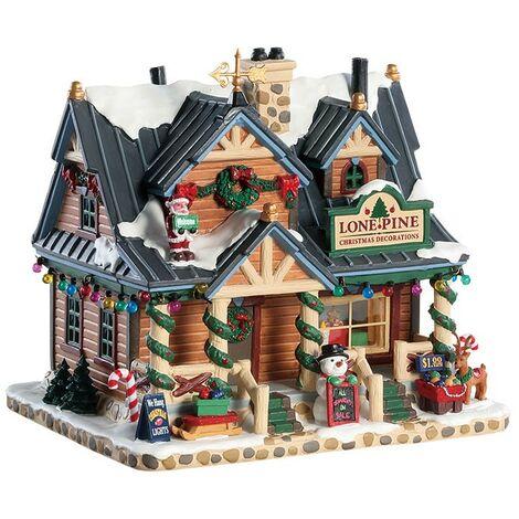 "main image of ""Lone Pine Christmas Decorations B/O Réf. 85323"""