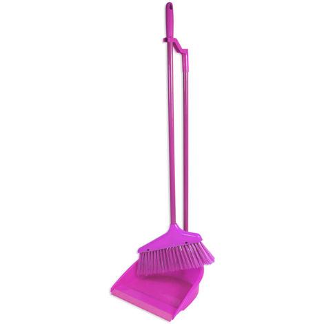 Long Handled Dustpan & Brush