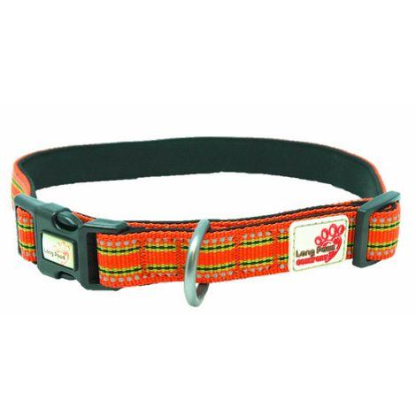 Long Paws Comfort Padded Dog Collar
