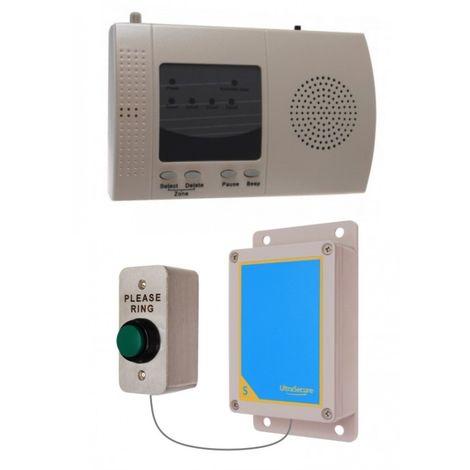 Long Range (900 metre) Wireless 'S' Alert System [006-2250]