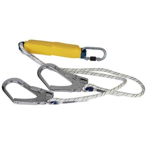 Longe fourche avec absorbeur d'énergie SASSI-157 - -