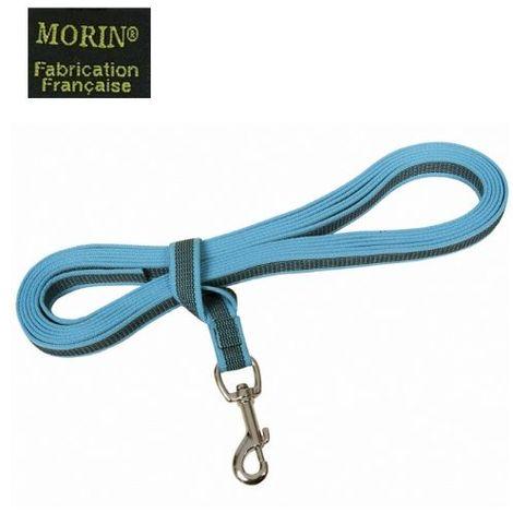 Longe gomme sans poignée - Bleu Désignation : longe gomme sans poignée | Longueur : 10 m | Largeur : longe gomme sans poignée MORIN 100886