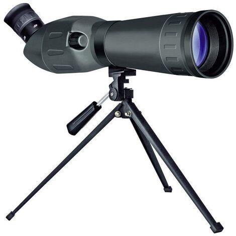 Longue-vue avec zoom Bresser Optik 8820100 20x - 60 x 60 mm noir C87787