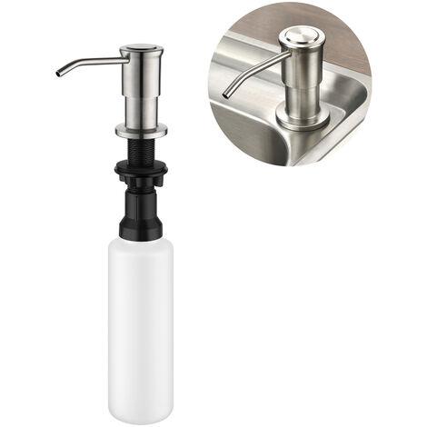 Lonheo Seifenspender 500 ml Distributeur de savon für évier cuisine