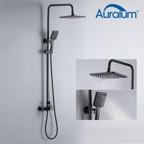 Lonheo Wasserhahn Bad Armatur Mischbatterie Waschtischarmatur Einhandmischer Badarmatur mit ausziehbar Brause, Chorm