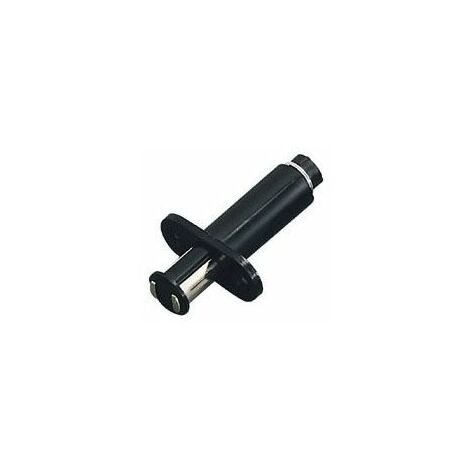 Loqueteau magnétique - Force : 1,4 kg - Décor : Noir - ITAR