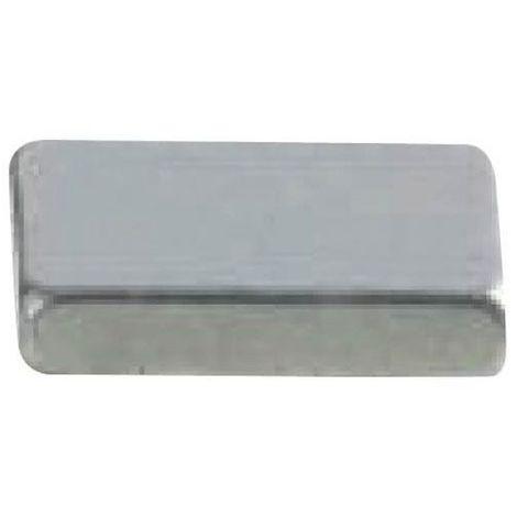 """main image of """"Loqueteau magnétique néodyme - Force : 1,4 kg - Diamètre : 10 mm - Epaisseur : 3 mm - ARELEC - Vendu à l'unité"""""""