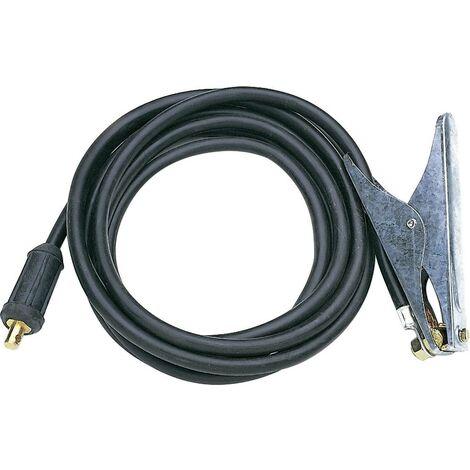 Lorch 551.0130.0 Werkstückleitung mit Massezange und Stecker C55031