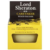 Lord Sheraton Original Wood Balsam Pure Beeswax Nourishes & Protects