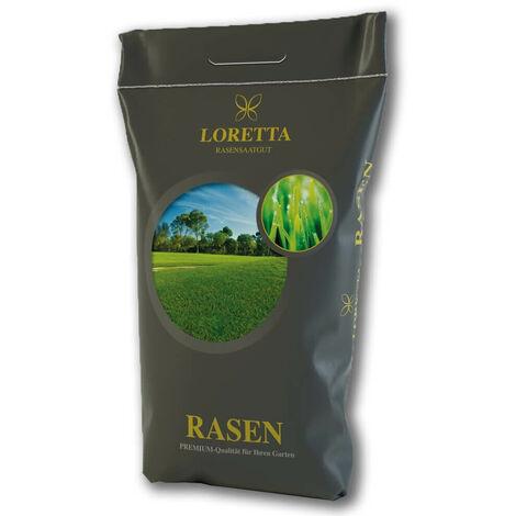 Loretta Superrasen 10 kg Rasensamen Qualitätsamen Keimgarantie Gras Rasen Samen