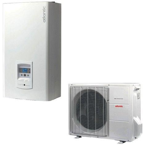 Loria 6010 ATLANTIC 10Kw pompe a chaleur inverter air eau A++ Bi-bloc