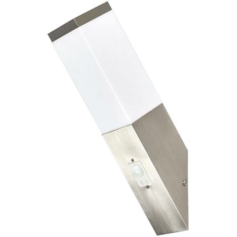 Lorian sensor outdoor wall light