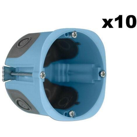 Lot 10 Boîtes XL AIR'metic diam 67 profondeur 50mm (52063)