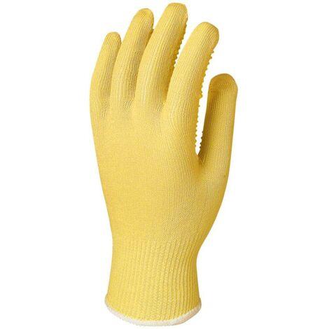 Lot 10 paires de gants Kevlar léger picots 1 face, 13 jauge, 32 g ou 35 g Coverguard