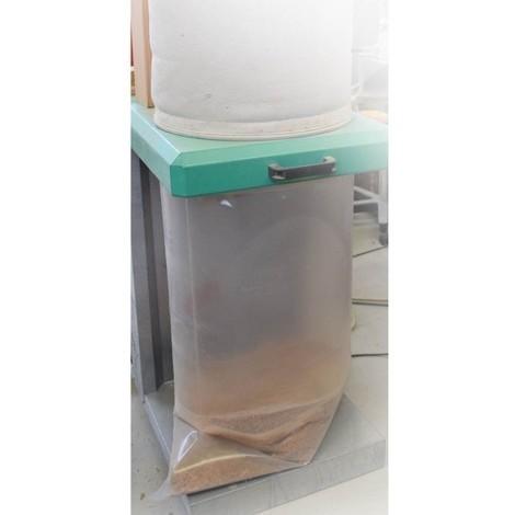 Lot 10 sacs D. 400 mm récupération copeaux