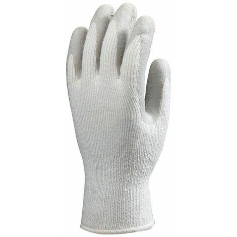 Lot 12 paires de gants antifroid enduit latex gris Coverguard