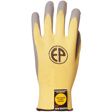 lot 12 paires de gants Kevlar enduit Nitrile gris Coverguard