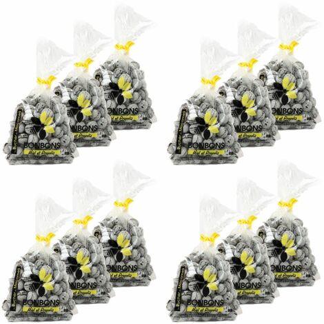 Lot 12x Bonbons au miel et propolis - Monts du Lyonnais - Rhône Alpes - Le Rucher de Macameli - sachet 125g