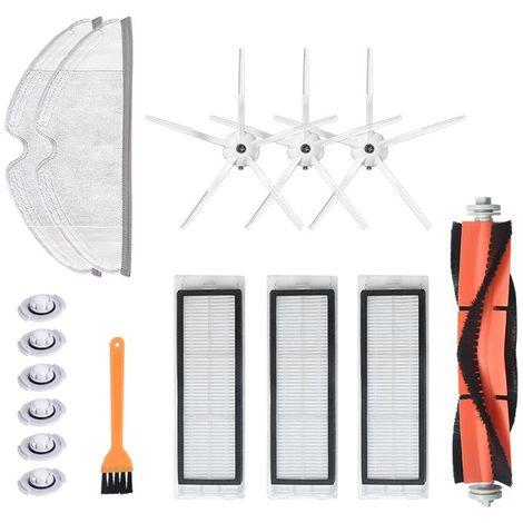 lot 16pcs Rechange filtre pour aspirateur XIAOMI Roborock S6 S5 E35 E2
