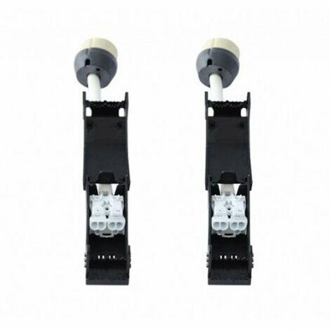LOT 2 x Douille GU10 Céramique Automatique 230V CL2 pour Spot Led Culot