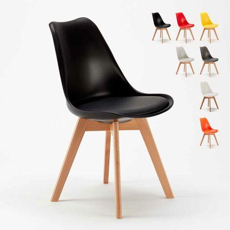 Lot 20 Chaises Avec Design Scandinave Tulip NORDICA Pour Bars Et Restaurants