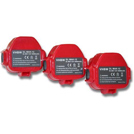 Outil Pile Batterie 9.6 V 2100 mAh pour FÖRCH 5325 96 1 5325961